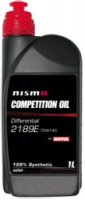 Motul Nismo Competition Oil 2189e 75w-140