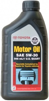 Toyota Motor Oil 5w-30 (USA)